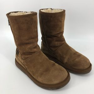 Ugg short top boots